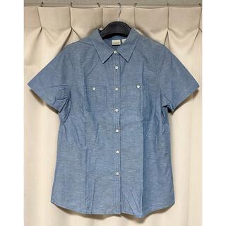 エルエルビーン(L.L.Bean)の未着用 L.L.Bean 半袖 シャツ(シャツ/ブラウス(半袖/袖なし))