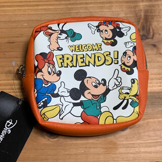Disney - 828♡ポーチ