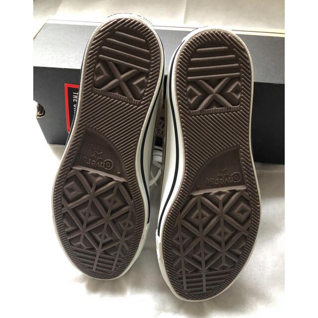 CONVERSE(コンバース)のconverse canvas all star ox ベージュ 23 レディースの靴/シューズ(スニーカー)の商品写真