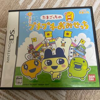 任天堂 - たまごっちのプチプチおみせっち DS
