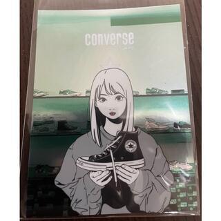 CONVERSE - 福岡限定!Backside works. ステッカー