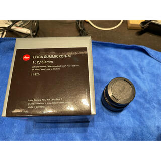 LEICA - Leica Summicron-M 50mm F2.0 現行 ほぼ新品