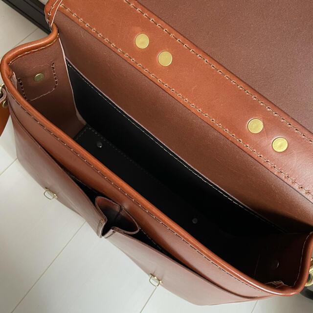 HERZ(ヘルツ)のヘルツ HERZ 2wayショルダーバッグ(CW-10) m メンズのバッグ(ショルダーバッグ)の商品写真