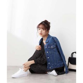 プロポーションボディドレッシング(PROPORTION BODY DRESSING)の♡カラーデニムジャケット♡(Gジャン/デニムジャケット)