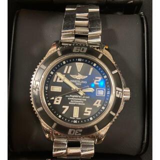 ブライトリング(BREITLING)のブライトリング スーパーオーシャン42(腕時計(アナログ))