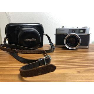 コニカミノルタ(KONICA MINOLTA)のMINOLTA HI-MATIC7  ミノルタ フィルムカメラ(フィルムカメラ)
