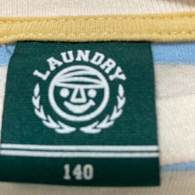 LAUNDRY(ランドリー)のLaundry  長袖Tシャツ  140cm キッズ/ベビー/マタニティのキッズ服男の子用(90cm~)(Tシャツ/カットソー)の商品写真