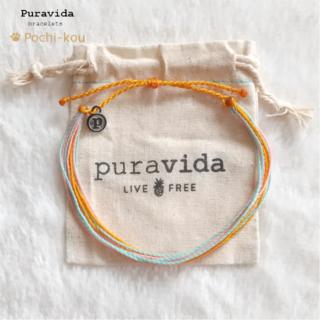 プラヴィダ(Pura Vida)のPura Vida アンクレット SEA SUN SAND 男女兼用(アンクレット)