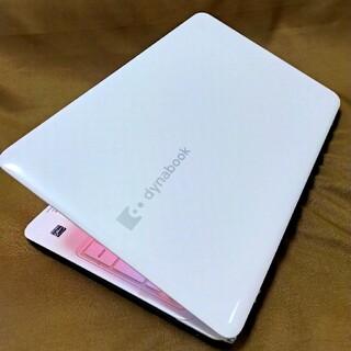 東芝 - 高スペック/ダイナブック/爆速4コア i7/高速SSD/ノートパソコン