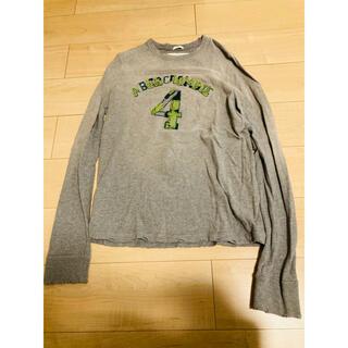 アバクロンビーアンドフィッチ(Abercrombie&Fitch)のアバクロ ダメージ ロンT(Tシャツ/カットソー(七分/長袖))