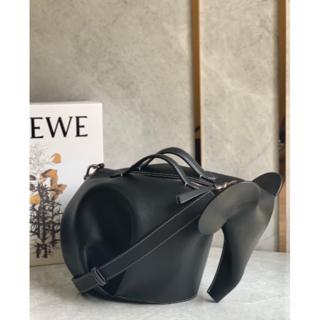 LOEWE - ★激レア商品★ロエベ エレファントバッグ ブラック
