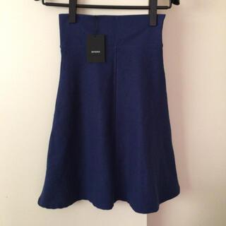 エモダ(EMODA)の新品 エモダ スカート(ひざ丈スカート)