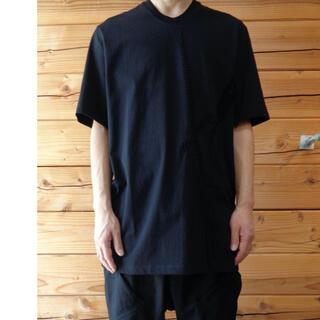 JULIUS - JULIUS コード刺繍Tシャツ カットソー