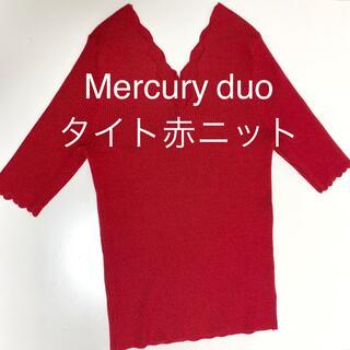 マーキュリーデュオ(MERCURYDUO)のMercury duo(Tシャツ(半袖/袖なし))