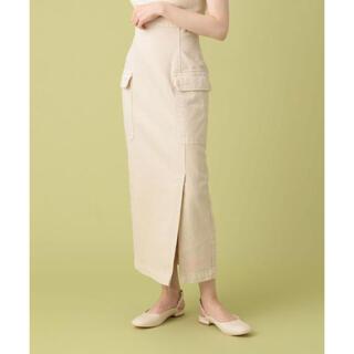 デイシー(deicy)の2021デニムタイトスカート♡(ロングスカート)