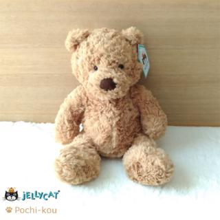 セール中♪ JELLYCAT Bumbly Bear ぬいぐるみ S 30cm(ぬいぐるみ/人形)