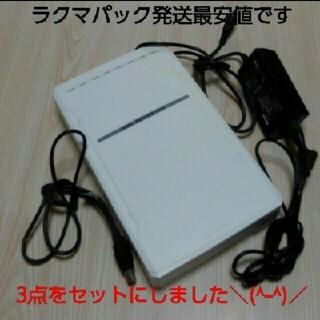 アイオーデータ(IODATA)のIODATA 外付け DVDドライブ 他(PC周辺機器)