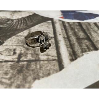 アッシュペーフランス(H.P.FRANCE)の◆h.p.france◆silver925◆ヒヅメリング (リング(指輪))
