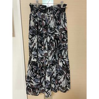 アーバンリサーチ(URBAN RESEARCH)のアーバンリサーチ  マキシ丈 スカート 柄(ロングスカート)