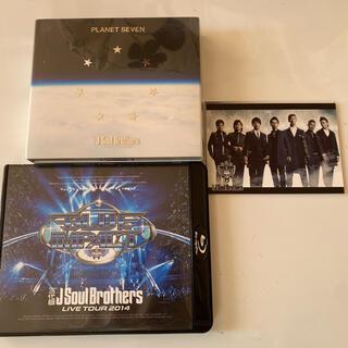 サンダイメジェイソウルブラザーズ(三代目 J Soul Brothers)の【三代目 J Soul Brothers 】アルバム(ミュージック)