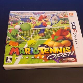 マリオテニス オープン 3DS