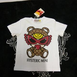 HYSTERIC MINI - 新品 テディTシャツ