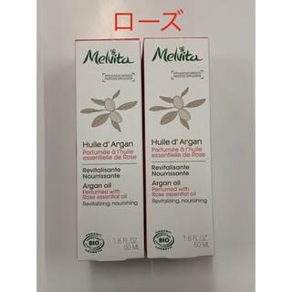 Melvita - メルヴィータ ビオオイル アルガンオイル ローズ MELVITA
