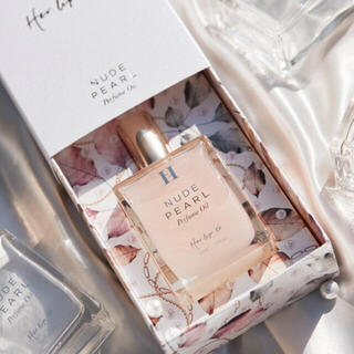 snidel - Her lip to♡Perfume oil Nude Pearl