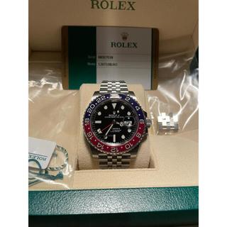 ROLEX - ロレックス Rolex GMTマスター2 赤青ベゼル ペプシ