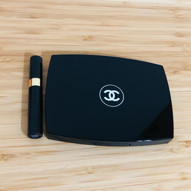 CHANEL(シャネル)のCHANEL トラベル メイクアップ パレット コスメ/美容のコスメ/美容 その他(その他)の商品写真