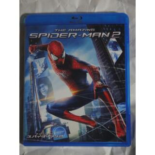 アメイジング・スパイダーマン2 Blu-ray(外国映画)