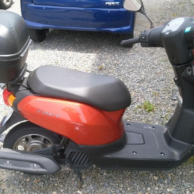ホンダ(ホンダ)のobi_to_book19  タクトベーシック 自動車/バイクのバイク(車体)の商品写真