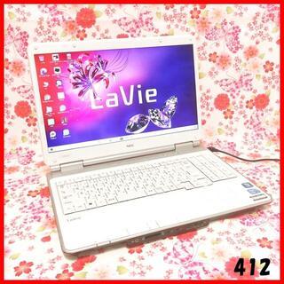 NEC - ノートパソコン本体♪Corei5♪新品SSD♪ブルーレイ♪Windows10