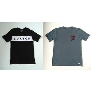 バートン(BURTON)のBurtonの半袖Tシャツ x2(Tシャツ/カットソー(半袖/袖なし))
