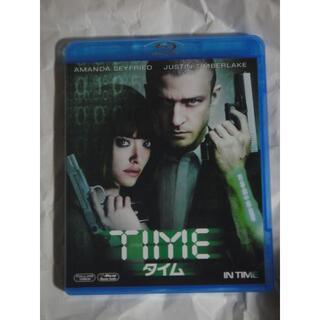 TIME タイム Blu-ray(外国映画)