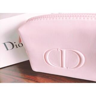 Christian Dior - Christian Dior ディオール ピンクポーチ