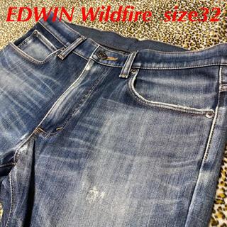 エドウィン EDWIN 503 WILD FIRE デニム ジーンズ