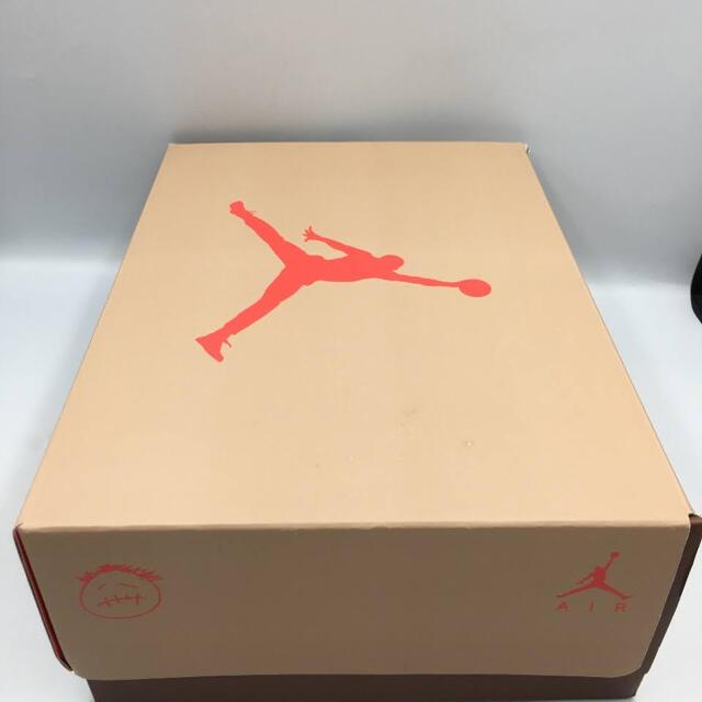 NIKE(ナイキ)のair Jordan 6 Travis Schott  メンズの靴/シューズ(スニーカー)の商品写真