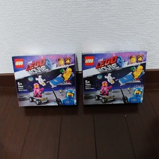 Lego - レゴ 70841 レゴムービー ベニーの宇宙スクワッド 2箱セット売り