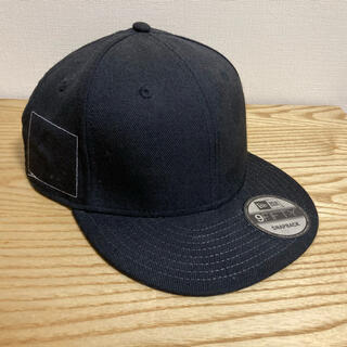 sacai - 【希少】sacai x fragment x newera CAP BLACK