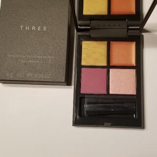 THREE - 新品!THREE ディメンショナルビジョンアイパレット11