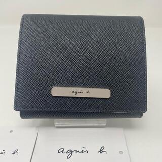 agnes b. - 新品☺︎agnes b.  voyage アニエスベー 財布 ブラック 黒