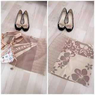 アルバローザ(ALBA ROSA)のアルバローザ スカート ミニスカート レディースファッション フリーサイズ(ミニスカート)