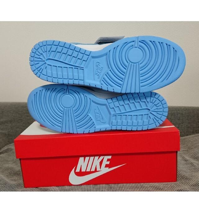 NIKE DUNK LOW university blue 29cm メンズの靴/シューズ(スニーカー)の商品写真