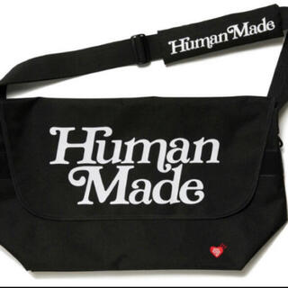 Human Made×Girls Don't Cry メッセンジャーバッグ(メッセンジャーバッグ)