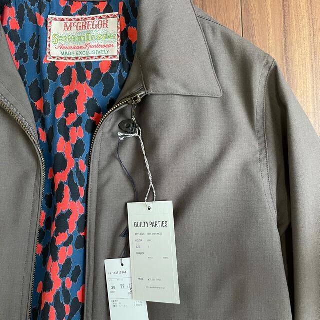 WACKO MARIA(ワコマリア)のMcGREGOR S ドリズラー マックレガー ワコマリア  18ss メンズのジャケット/アウター(ブルゾン)の商品写真