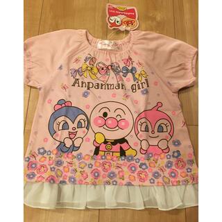 アンパンマン - 【新品】アンパンマン*80cm 半袖Tシャツ