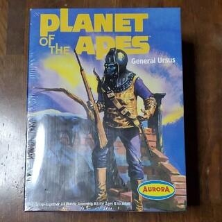 アウロラ(AURORA)の新品未開封 AURORA『猿の惑星』GENERAL URSUS プラモデル(SF/ファンタジー/ホラー)
