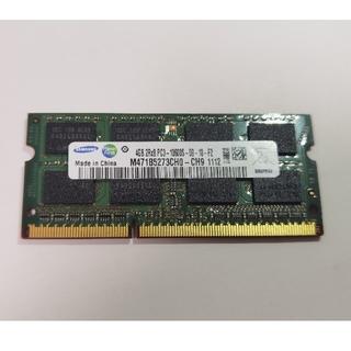 SAMSUNG - 4GB 2R×8 PC3-10600S ノートパソコン用 メモリ