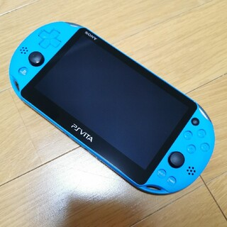 PlayStation Vita - PS vita PCH-2000 本体 マイクラ付